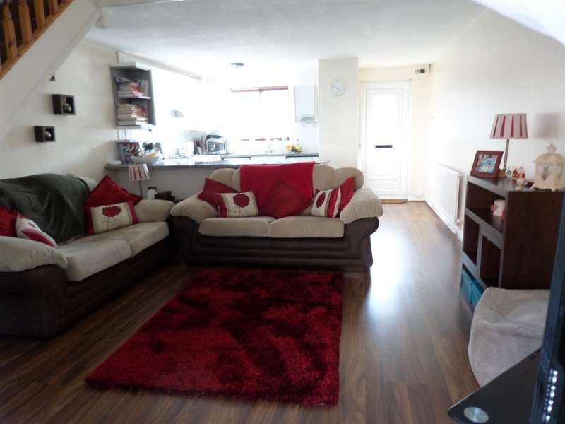 1 Bedroom Terraced House for sale in Cwrt Yr Ala Road, Cardiff