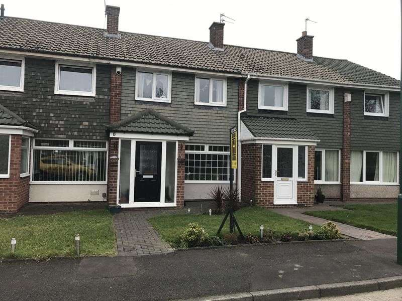 3 Bedrooms Terraced House for sale in Stephen Court, Jarrow