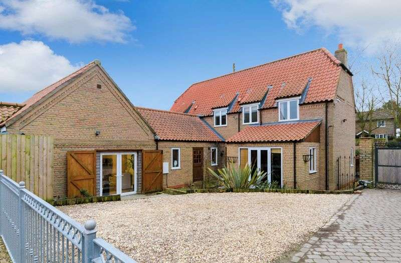 5 Bedrooms Detached House for sale in Oak Leaf Cottage, Barkwith Road, South Willingham