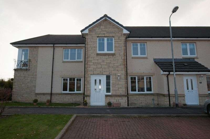 3 Bedrooms Terraced House for sale in Talorcan, Alloa