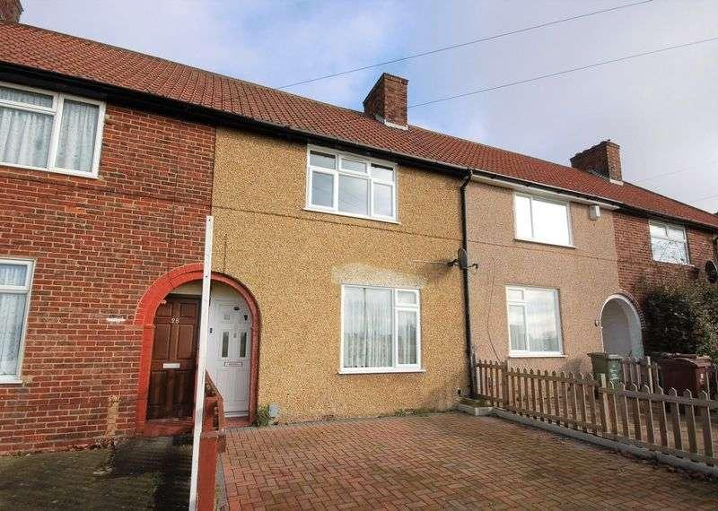 2 Bedrooms Terraced House for sale in Terrace Walk, Dagenham