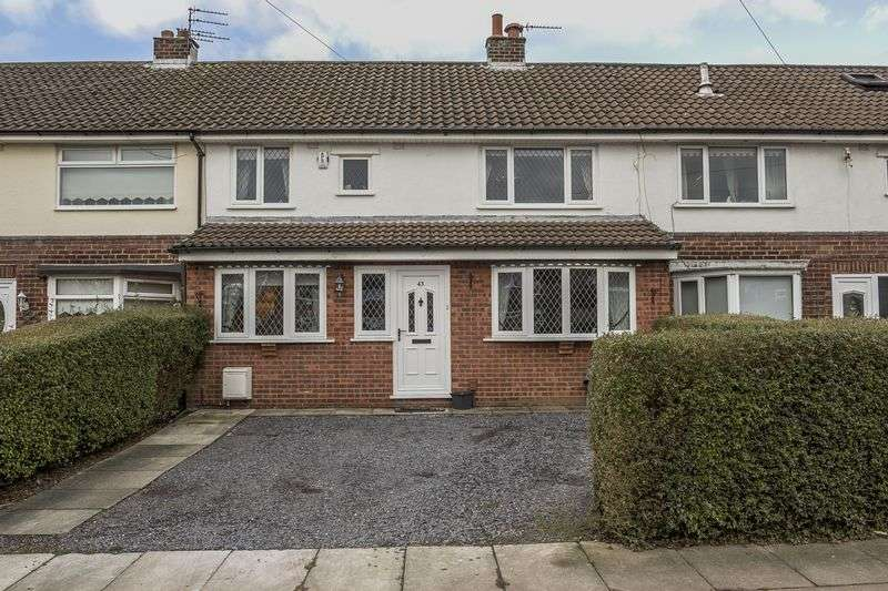 3 Bedrooms Terraced House for sale in Coppull Road, Lydiate