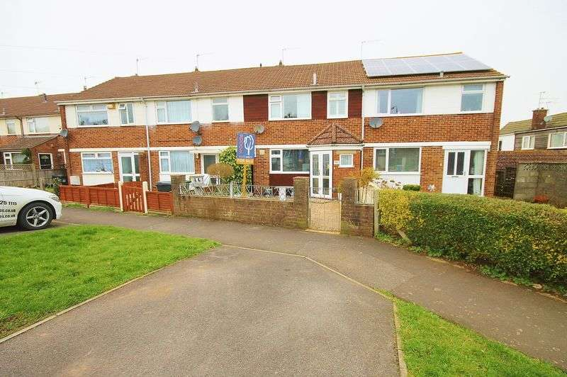 3 Bedrooms Terraced House for sale in Westward Drive, Pill