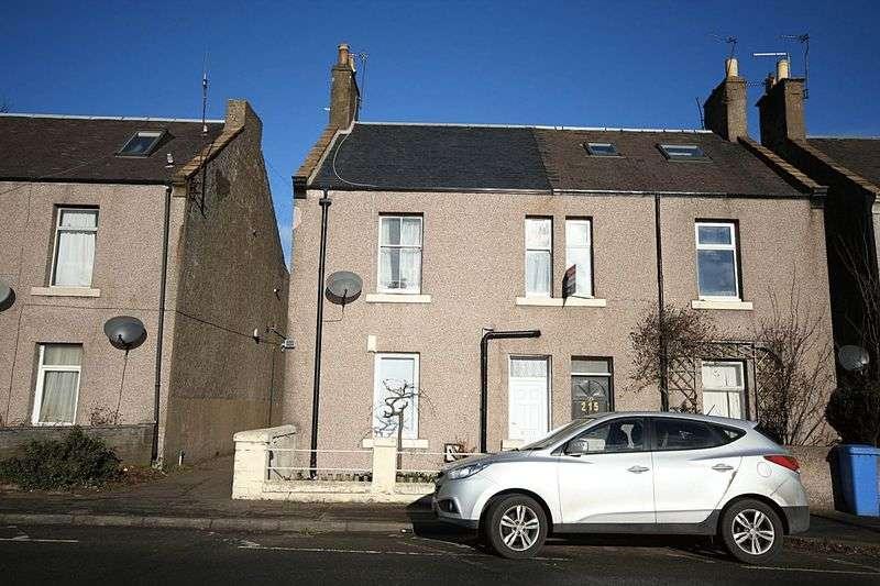 2 Bedrooms Property for sale in Methilhaven Road, Methil