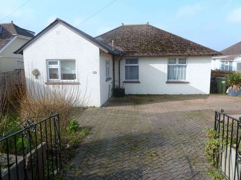3 Bedrooms Detached Bungalow for sale in Exeter Road, Kingsteignton