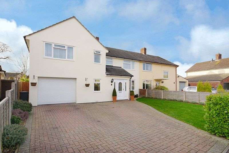 4 Bedrooms Semi Detached House for sale in 69 Firgrove Crescent, Yate, Bristol BS37 7AJ
