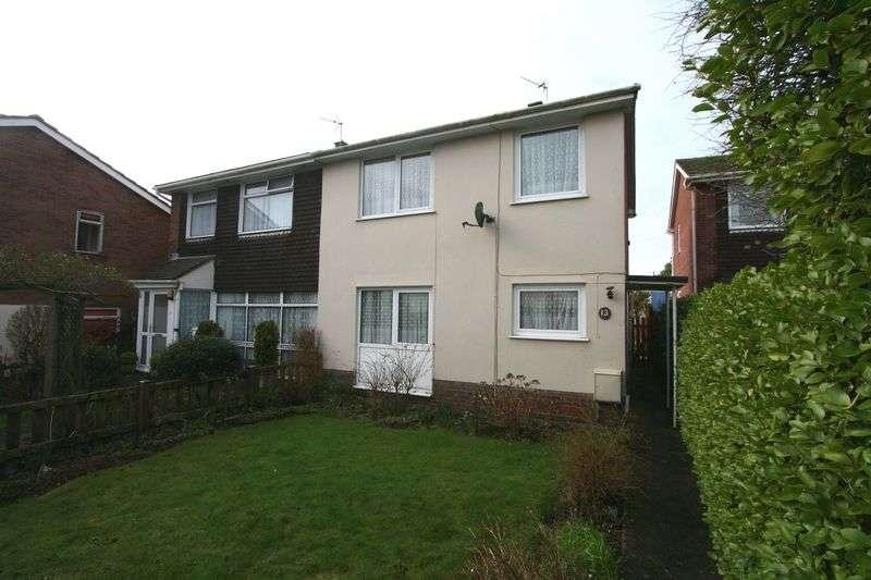 3 Bedrooms Semi Detached House for sale in Picton Court, Llantwit Major