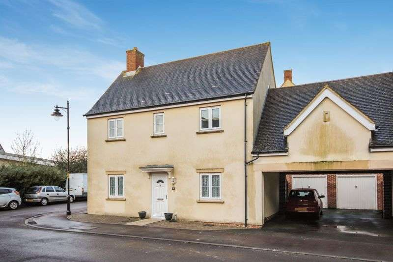 3 Bedrooms Detached House for sale in KILFORD CLOSE, AMESBURY, SP4