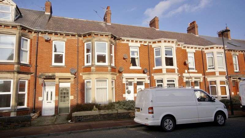 3 Bedrooms Flat for sale in SIMONSIDE TERRACE heaton
