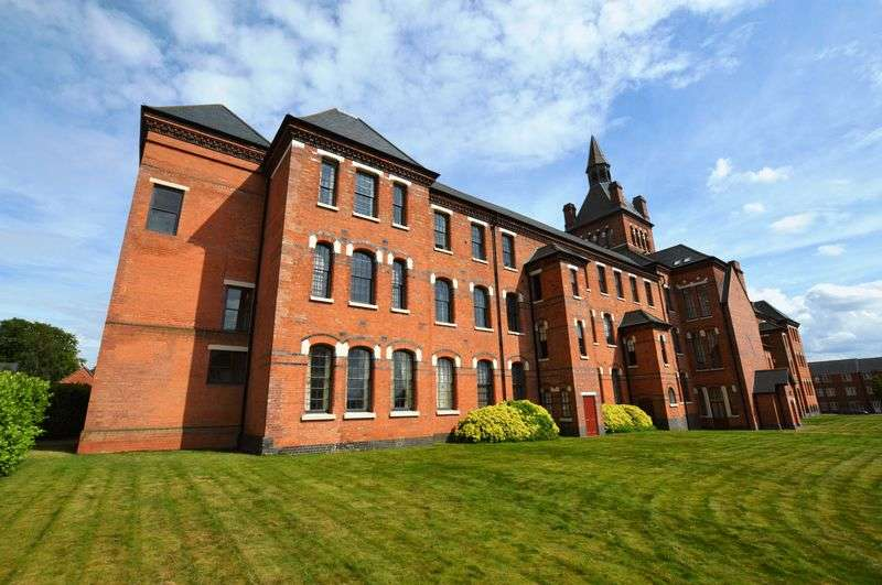 2 Bedrooms Flat for sale in Highcroft Hall, Birmingham