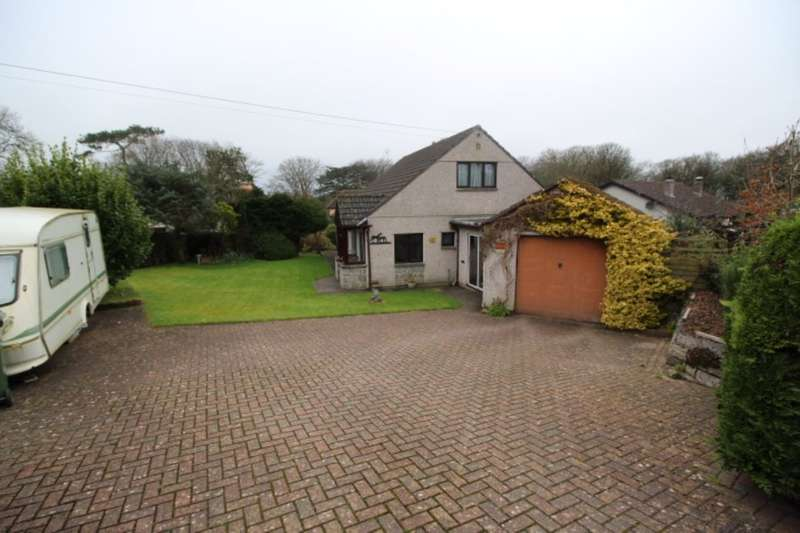2 Bedrooms Detached Bungalow for sale in Kernyk, Perran Downs,Goldsithney, Penzance, TR20