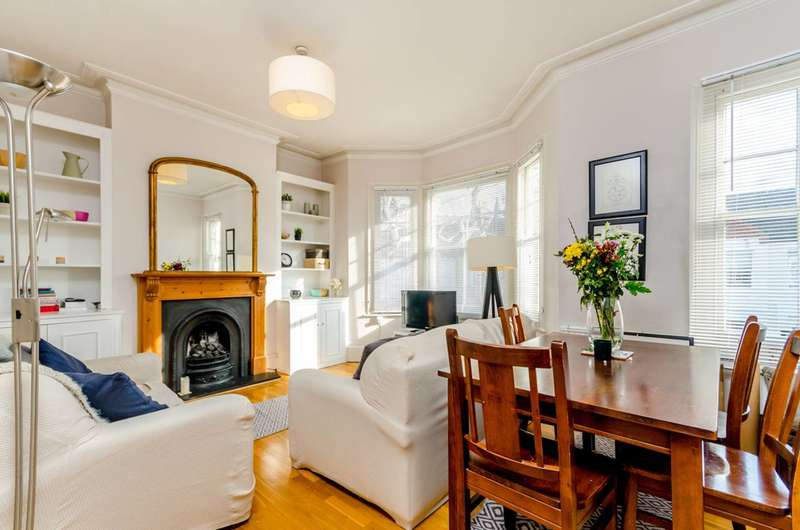 2 Bedrooms Flat for sale in Rowfant Road, Balham, SW17