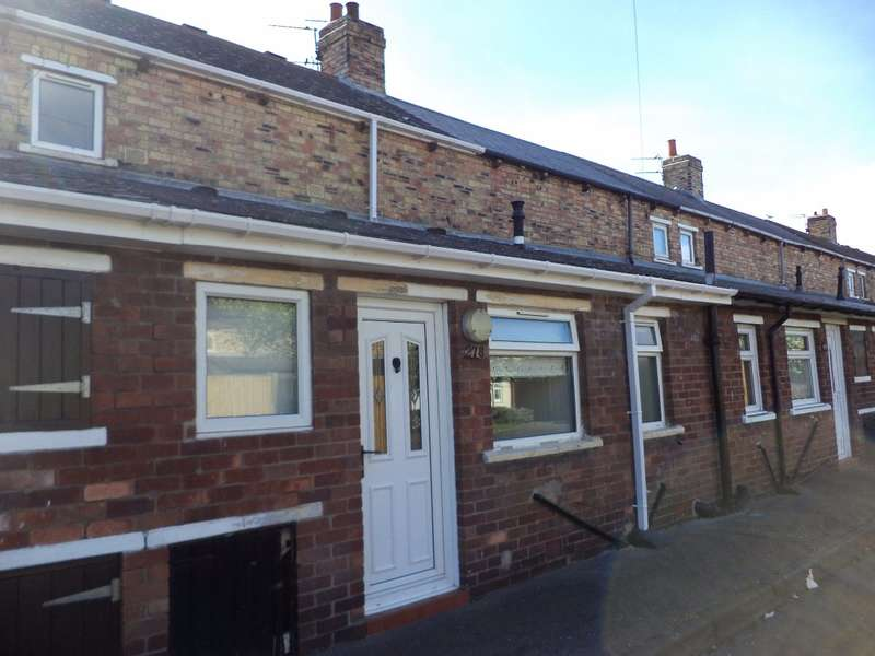 2 Bedrooms Terraced House for sale in Maple Street, Ashington, NE63 0QL