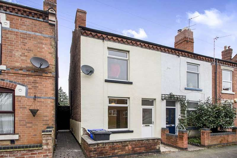 2 Bedrooms Property for sale in Shakespeare Street, Long Eaton, Nottingham, NG10