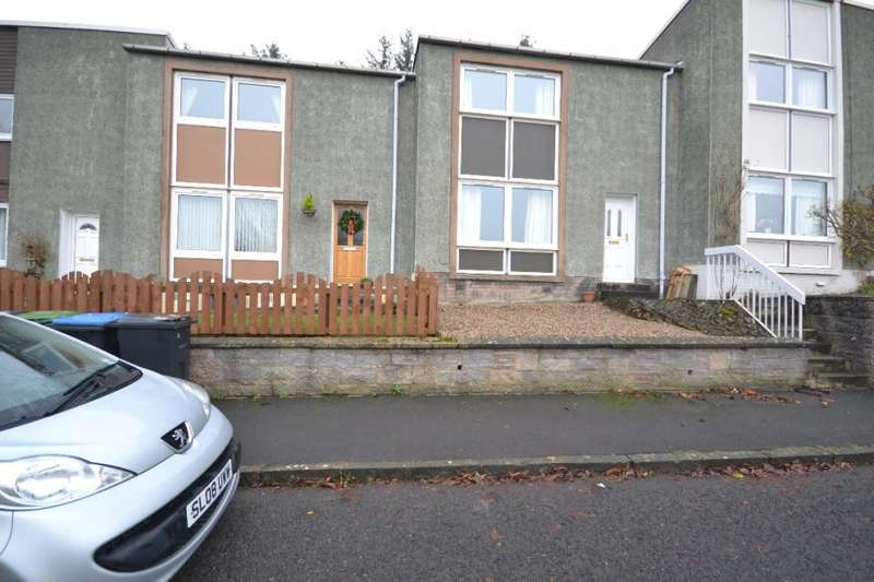 2 Bedrooms Terraced House for sale in 15, Stonefield Place Hawick, TD9 0EZ