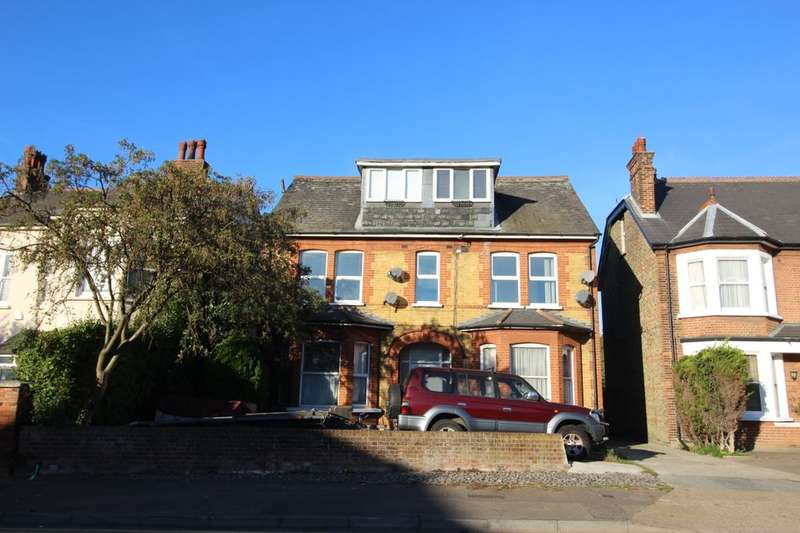 1 Bedroom Flat for sale in Darnley Road, Gravesend, DA11