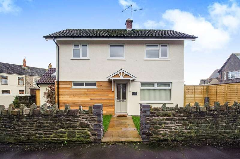 2 Bedrooms Detached House for sale in St Fagans Street, Cardiff