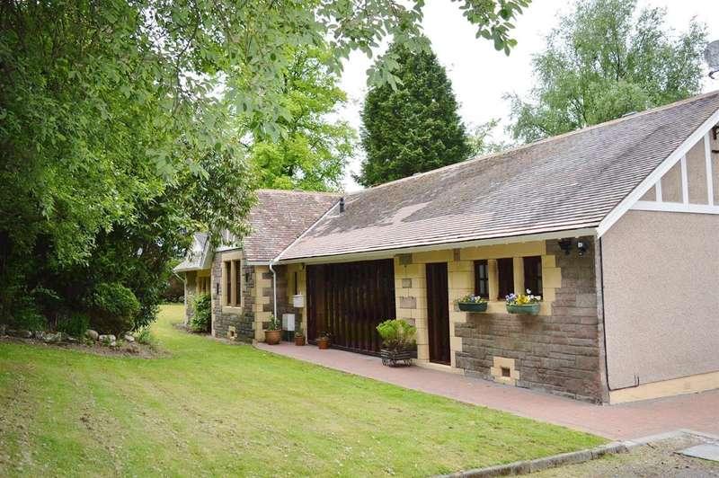 4 Bedrooms Bungalow for sale in Gardenside Cottage, 1 Ingleneuk, Alloa