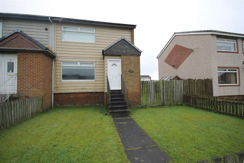 2 Bedrooms Terraced House for sale in Vorlich Wynd, Newarthill