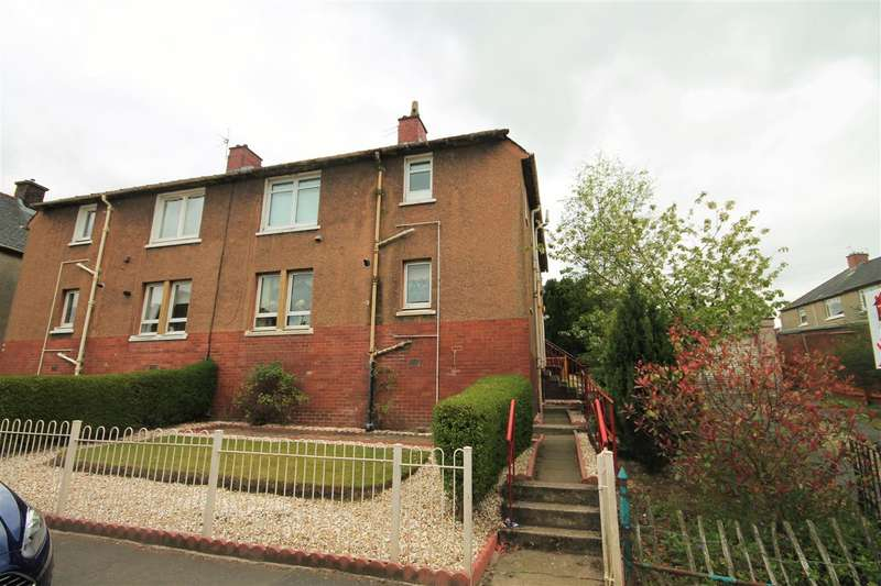 2 Bedrooms Flat for sale in Newlands Street, Coatbridge