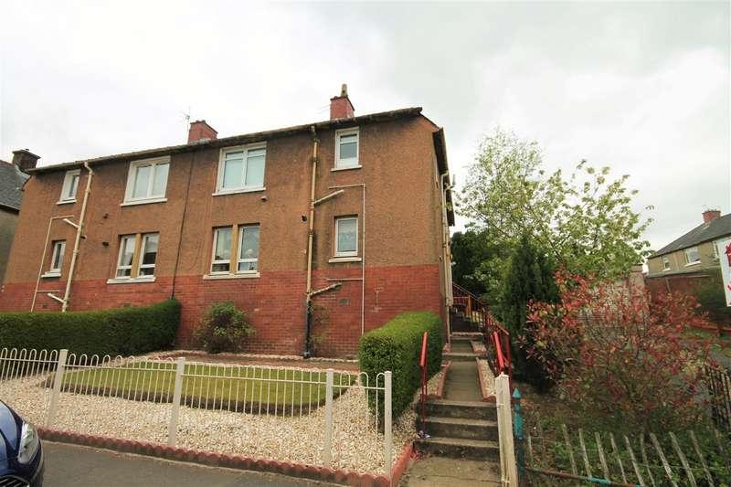 2 Bedrooms Flat for sale in Newlands Street, Coatbridge