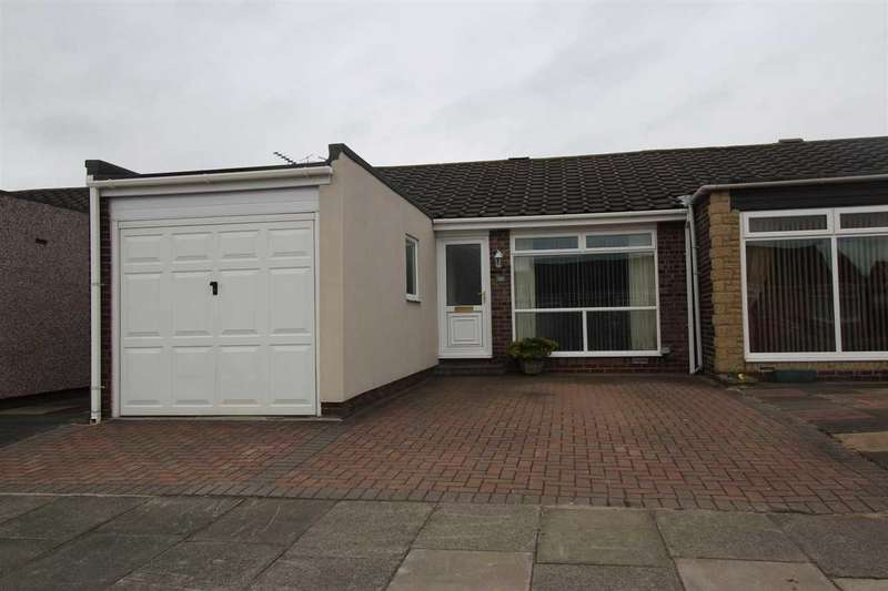 3 Bedrooms Bungalow for sale in Gilderdale Way, Southfield Green, Cramlington