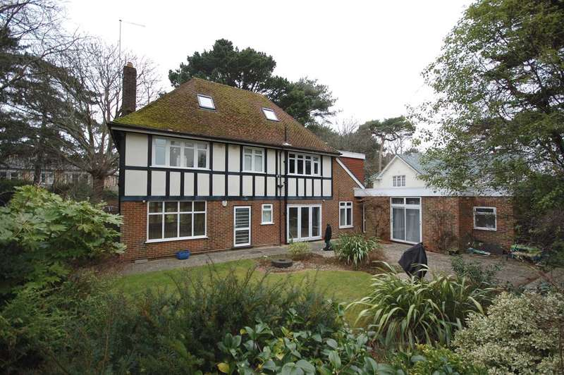 5 Bedrooms Detached House for sale in Manor Road, Bournemouth BH1