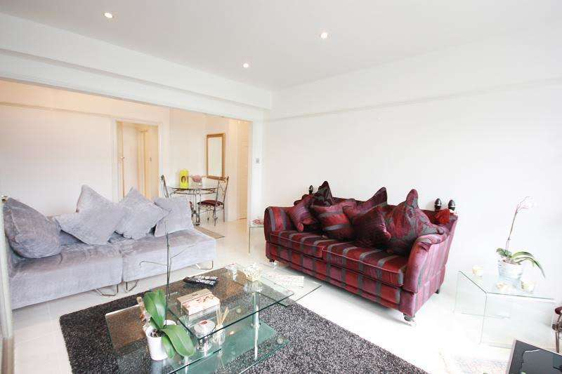 3 Bedrooms Flat for sale in Seymour place, London W1H