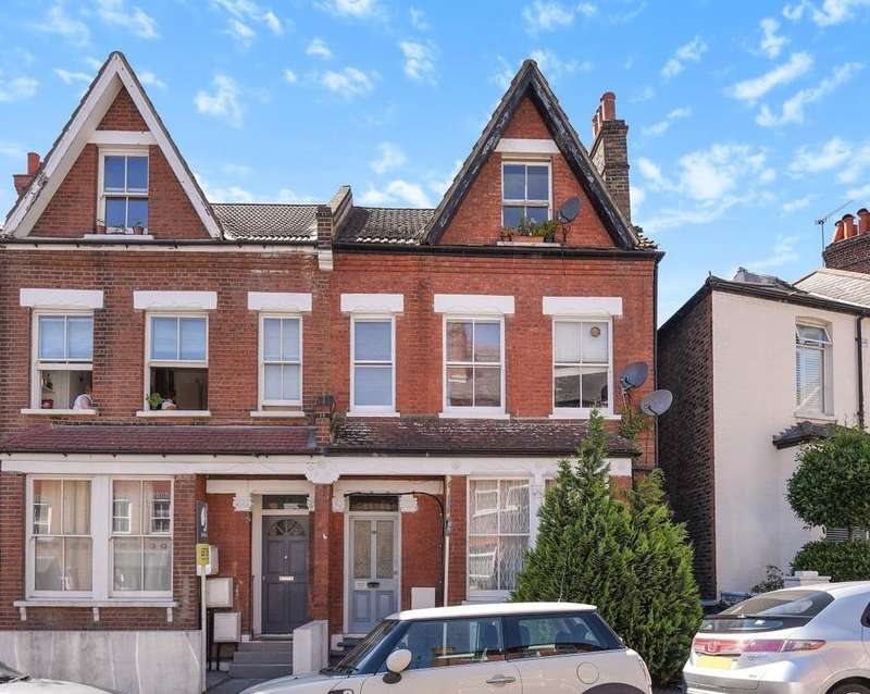 2 Bedrooms Ground Flat for sale in Shrubbery Road, Streatham SW16
