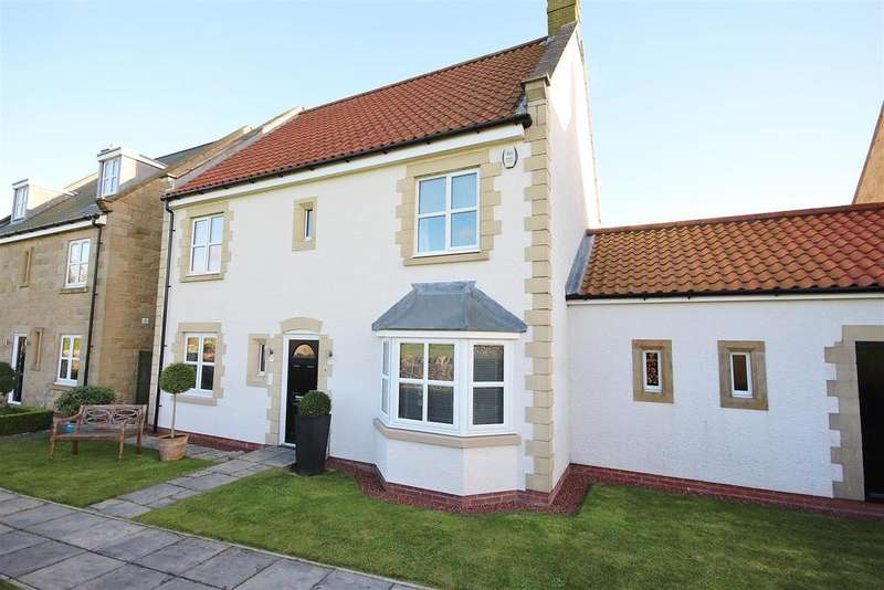 6 Bedrooms Detached House for sale in 4 High Town, Longframlington, Morpeth, Northumberland NE65