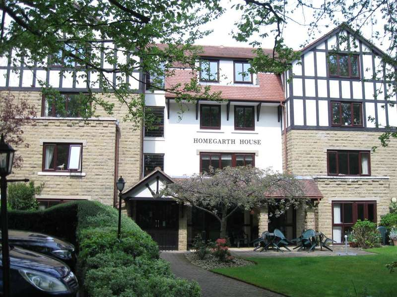 1 Bedroom Sheltered Housing Retirement Property for sale in Homegarth House, Wetherby Road LS8
