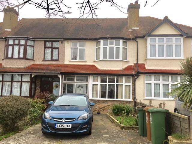 3 Bedrooms Terraced House for sale in BRIDGEWOOD ROAD, WORCESTER PARK KT4