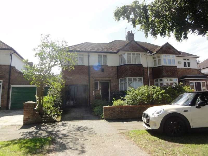 4 Bedrooms Semi Detached House for sale in Woolton Road, Woolton, Liverpool L25