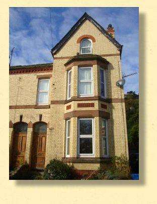 9 Bedrooms End Of Terrace House for sale in Gordon Terrace, Garth Road, BANGOR LL57