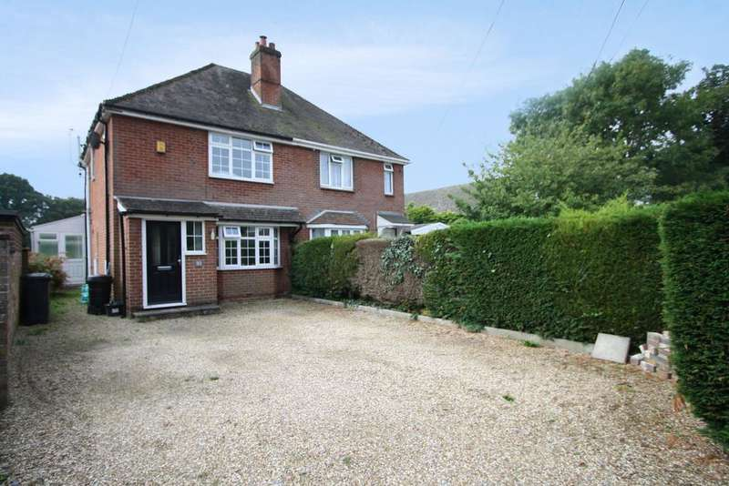 2 Bedrooms Semi Detached House for sale in High Street, Botley SO30