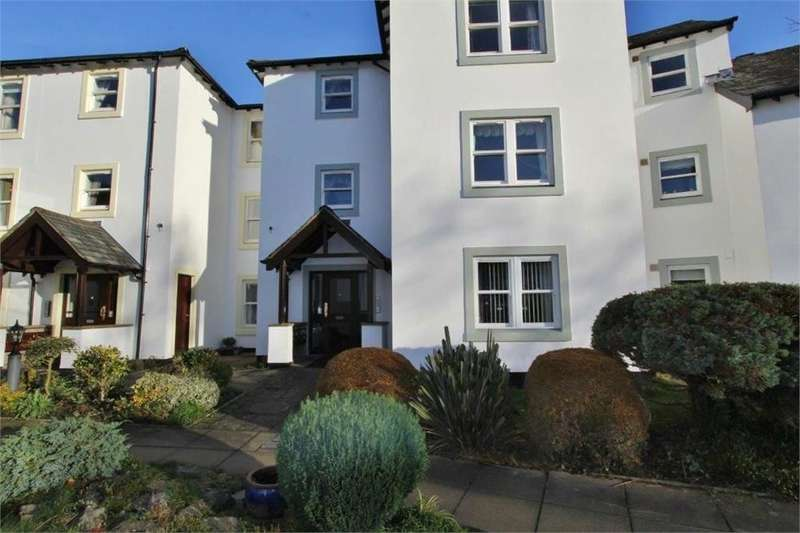 2 Bedrooms Flat for sale in 14 Elm Court, Keswick, Cumbria