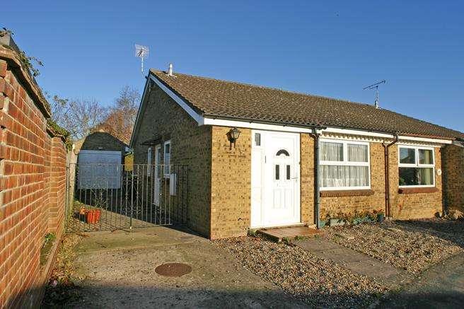 2 Bedrooms Semi Detached Bungalow for sale in Debenham