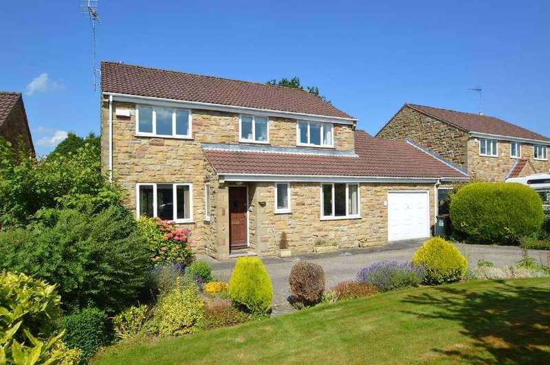 4 Bedrooms Detached House for sale in Westlands, Pickering YO18