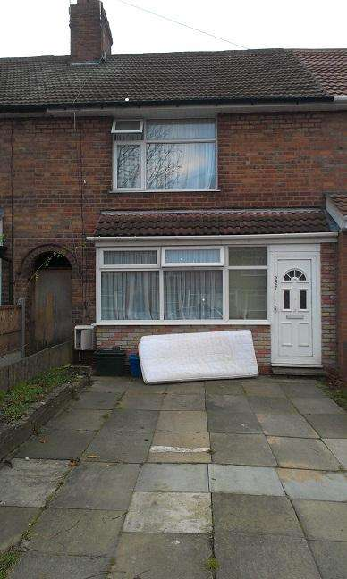 3 Bedrooms Semi Detached House for sale in 227 Monica Road, Small Heath, Birmingham B10