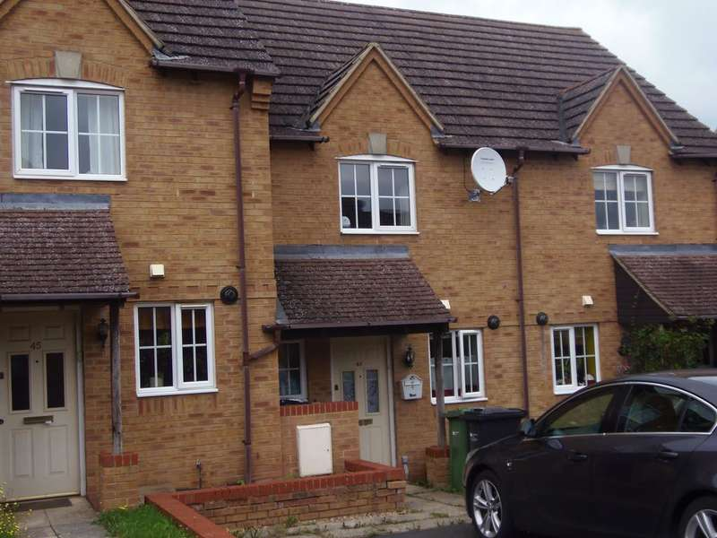 2 Bedrooms Terraced House for sale in 47 Bramley Orchards, BROMYARD HR7