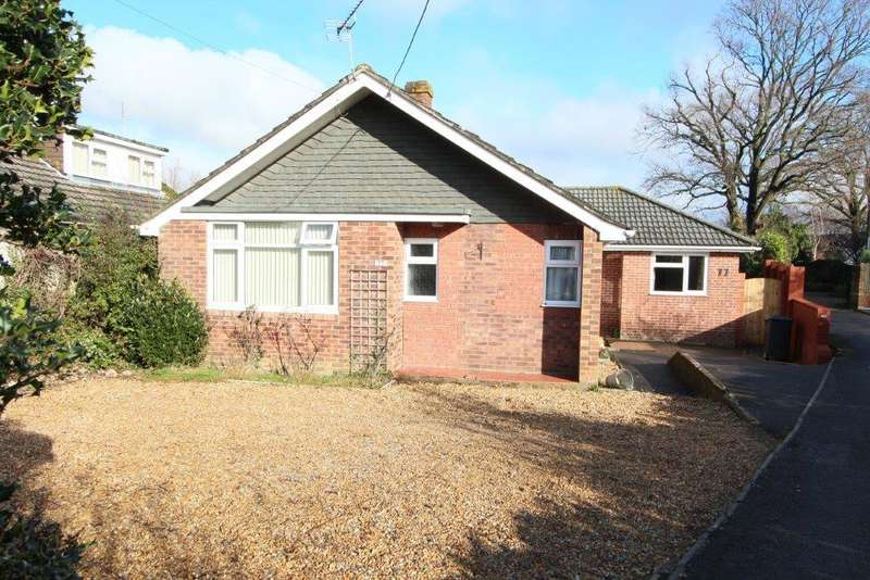 4 Bedrooms Detached Bungalow for sale in Hobb Lane, Hedge End SO30