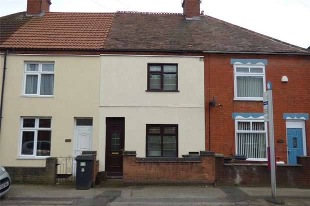 2 Bedrooms Terraced House for sale in Heath End Road, Stockingford, Nuneaton, Warwickshire