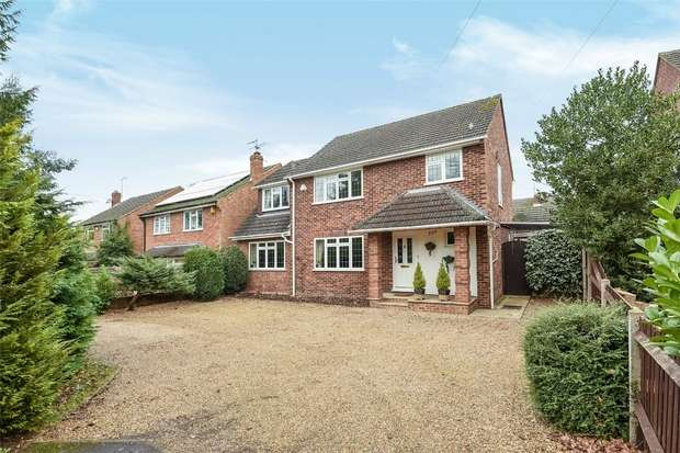 5 Bedrooms Detached House for sale in Nine Mile Ride, WOKINGHAM, Berkshire