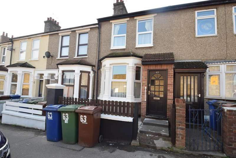 3 Bedrooms Terraced House for sale in CROMWELL ROAD, GRAYS RM17
