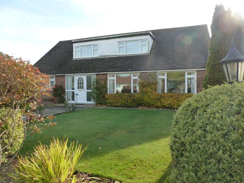4 Bedrooms Detached House for sale in Tithe Barn Close, Aldwick Bay Estate, Aldwick, Bognor Regis PO21