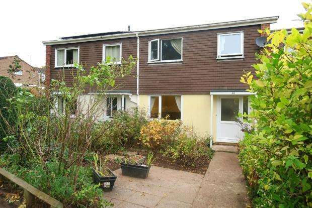 3 Bedrooms Terraced House for sale in Lime Street, Taunton TA1