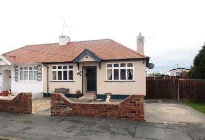 2 Bedrooms Bungalow for sale in Moel View Road, Gronant, Prestatyn, Flintshire, LL19