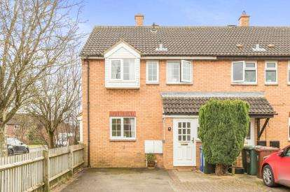 3 Bedrooms End Of Terrace House for sale in Hendon Place, Bicester, Oxfordshire, Uk