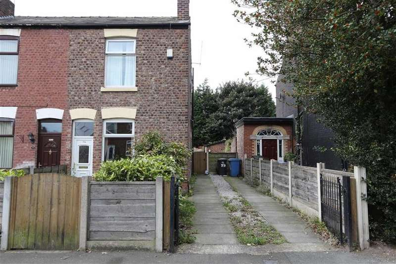 2 Bedrooms End Of Terrace House for sale in 35a, Fir Street, Cadishead Manchester