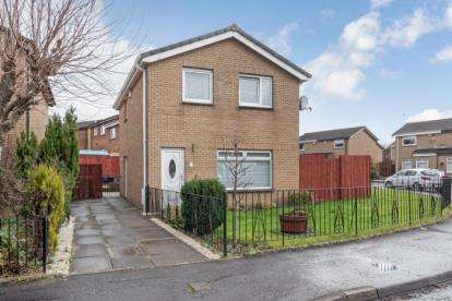 3 Bedrooms Detached House for sale in Archerfield Crescent, Fullerton Park, Glasgow